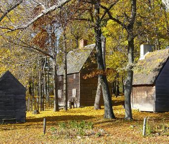Newell Pioneer Village